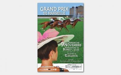 Photographe partenaire de la Journée de l'Elégance à l'Hippodrome Borély le 9 Novembre 2014 à l'occasion du Grand Prix de Marseille