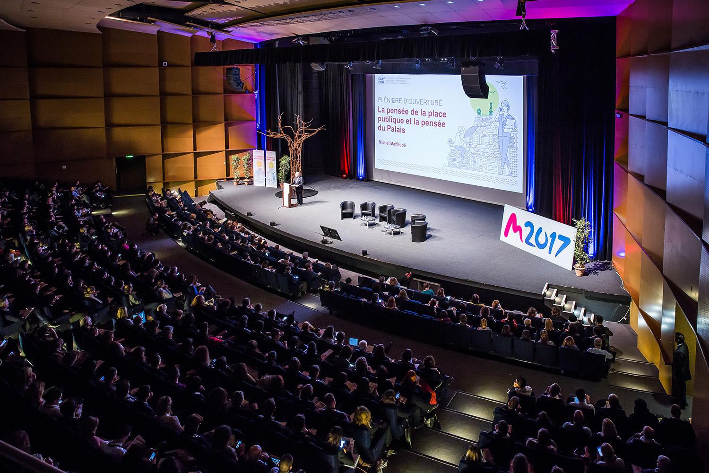 Reportage photos évènement Palais des Congrès de Marseille