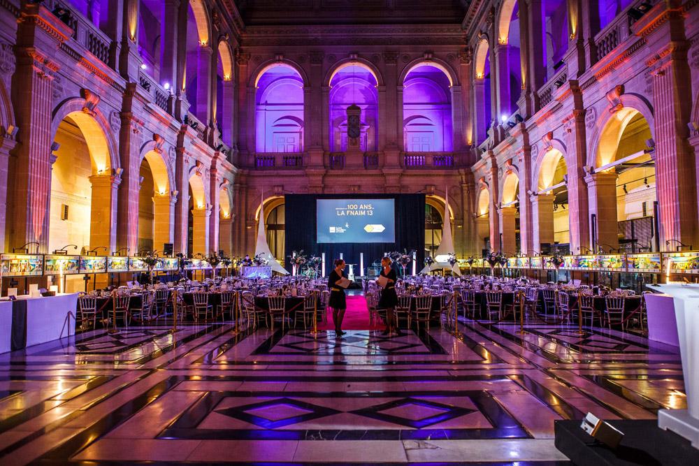 Soirée de gala pour les 100 ans de la FNAIM
