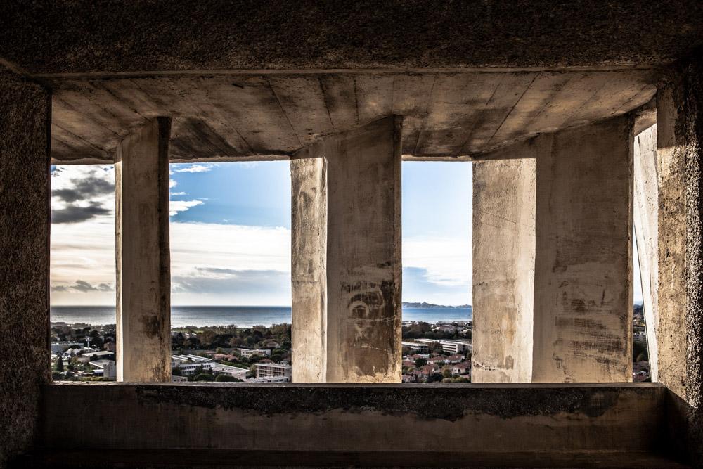 Le Corbusier - La Cité Radieuse