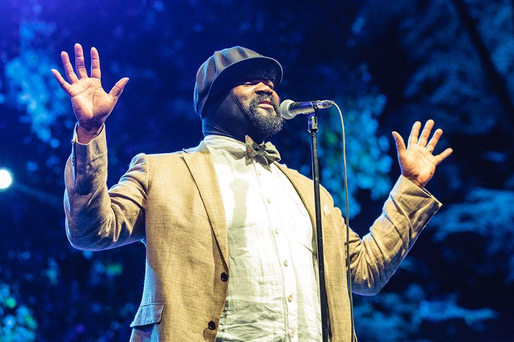Gregory Porter au Festival de Jazz des 5 Continents