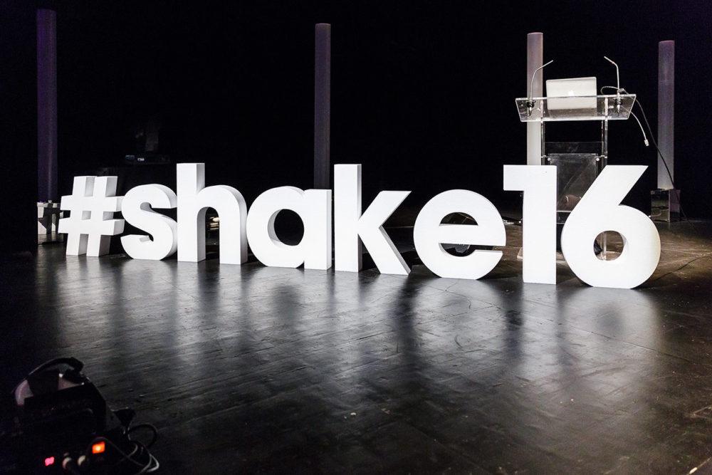 #SHAKE 2016